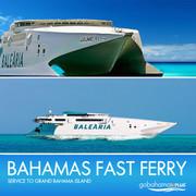 Bahamas Fast Ferry to Grand Bahama Island - Jaume II