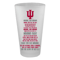 16 oz. Frosted Pint Glass