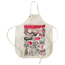 Natural Canvas Apron