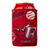 Sublimated Can Cooler