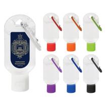 1.8 oz. Hand Sanitizer w/ Carabiner