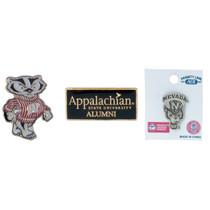 Custom Shape Lapel Pin