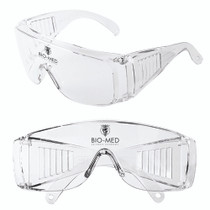Fit-Over Safety Glasses