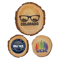 Natural Wood Magnet
