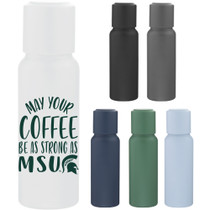 17oz. Odyssey Bottle Set Powder coated & copper vacuum insulated w/magnetic cup & lid