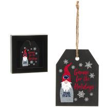Slate Gift Tag Ornament