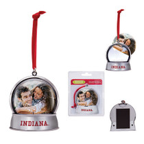 Magnetic Photo Snowglobe Christmas Ornament