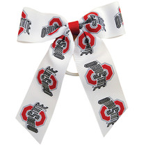 USA Cheer Pony Bow
