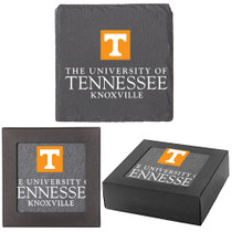Square Slate Coasters - 4 Pack