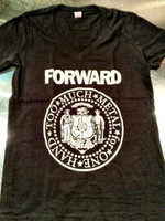 FORWARD WISCONSIN WOMENS T-SHIRT