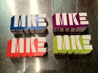 MKE Colors Sticker