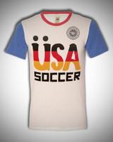 US Mens Soccer Umlaut T-Shirt
