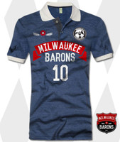 Milwaukee Barons Away
