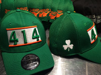 414 Irish Milwaukee hat