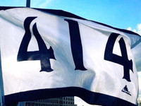 414 Milwaukee Flag