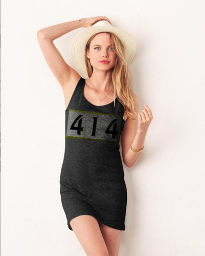 414 Milwaukee Women's tank dress
