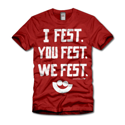 I Fest. You Fest. We Fest. Summerfest.