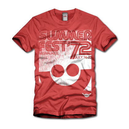 Vintage 1972 Summerfest shirt