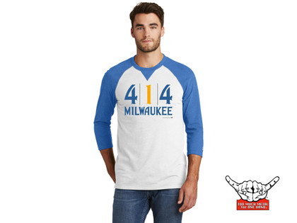 Hey Milwaukee — It's that time of the year when we push for our home team to snap, crackle and pop in the playoffs. The official Milwaukee Hometeam jersey. Hip-Hip-Hoorad.