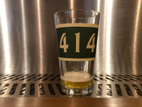 414 Pint Glass with Good City