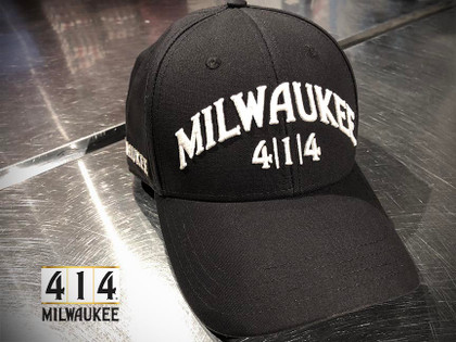 In honor of the City of Milwaukee, we've got the official Milwaukee dad cap. 100% Oxford lightweight cotton.