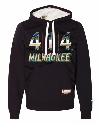 Proud to announce the 414 Milwaukee Basketball Rainbow collection. This is a tribute shirt to the proud history and the future of the Milwaukee Bucks. The current rainbow features a vibrant color pattern symbolizing the city of the future . Be proud of the city of Milwaukee and its basketball team.