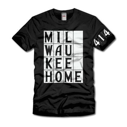 414 / Milwaukee Home t-shirt