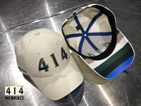 414 Cream City Hat