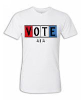 Vote 414 Milwaukee