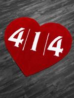 414 Love Rug