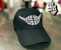 Too Much Metal 21 hat
