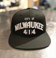 City of Milwaukee hat Black