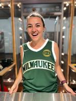 Nike 414 Milwaukee City of Champions jersey