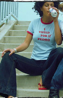I Voted for Pedro Ladies