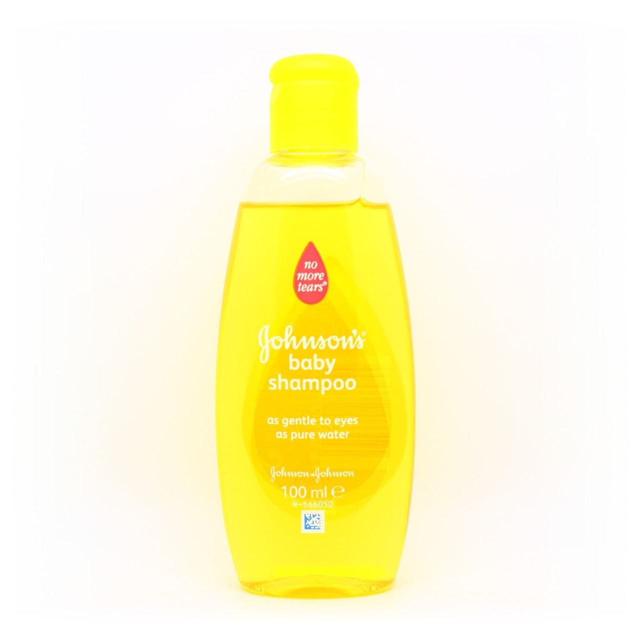 f5e7f2e30c1e Johnsons Baby Shampoo Travel Size 100ml - Go Tiny