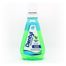 Dentyl Smooth Mint Mini Mouthwash 100ml