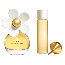 Marc Jacobs Daisy for Women EDT 20ml Purse Spray & 15ml Refill
