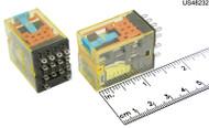 RU4SMD12 IDEC RELAY PLUG-IN 12VDC 4PDT