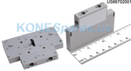 100-SA10 CONTACT AUX 1NO SIDE MTD SERIES 100-C