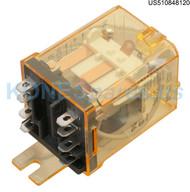 RR2BA-USAC120V RELAY FLANGE MNT 10A 120VAC COIL DPDT