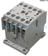100-K0KF400 ALLEN BRADLEY CONTACTOR MINI 4-POLE 4NO 230VAC