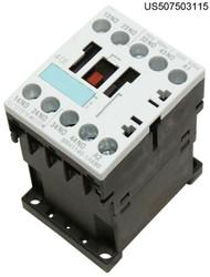 3RH1140-1AK60 SIEMENS RELAY CONTROL 4NO 120VAC COIL 10A