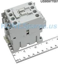 100-C23KD01 CONTACTOR 3P 600VAC 18AMPS