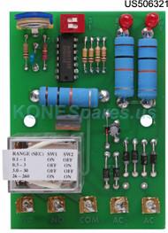 PWA173 TIMER DIGITAL 1.5-3.0 SEC 120VAC