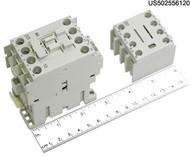 100NX205D/100FA22 RELAY 120V 3P N.O. DB 60CY