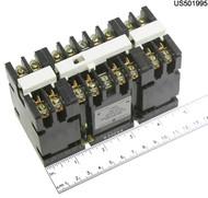 CR120A080003AA RELAY IND. 230VAC 8NO 0NC