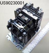 123148 ALLEN BRADLEY CONTACTOR 550V 2-POLE 56A 1NO AUX