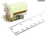 PE-16036-R64 RELAY 4PDT 110VDC PLU