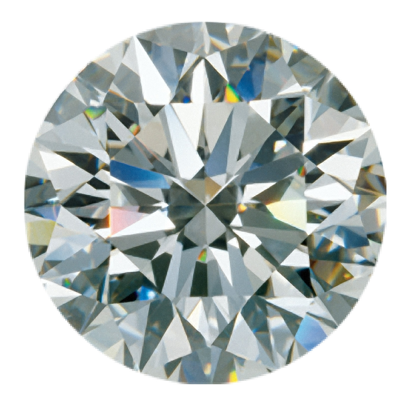 5669e3482dc The quality of a diamond is characterised by the four C s  Cut