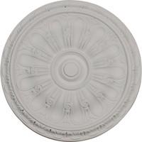 """15 3/4""""OD x 5/8""""P Kirke Ceiling Medallion"""
